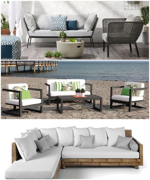 Muebles para jardin o terraza
