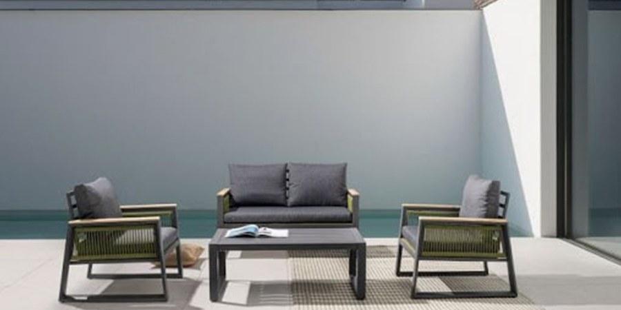 muebles de aluminio gavira