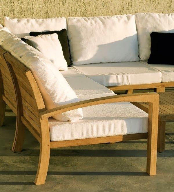muebles de iroko